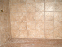Walk-In Style Shower