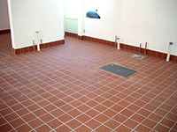 Commercial Quarry Floor Tile